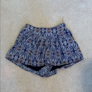 cute flowy shorts